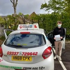 Congratulations to Oliver Martin from Motcombe who passed his driving test 1st time yesterday 11/05/21 in Yeovil with just 4 minor faults. A big well done from your driving instructor Lorraine and the rest of the team here at 2nd2None Driving School. Oliver Martin The lessons have been really helpful and really helped improved my manoeuvres as well driving large multi-lane roundabouts. I felt very prepared for the driving test. Driving School, Driving Test, Driving Instructor, Lorraine, Congratulations, Rest, Train, Big, Driving Training School