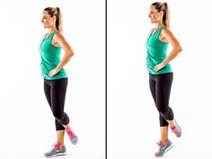Calf Exercises: Ways to Tone Your Calves - iVillage
