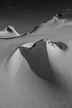 Juneau, Alaska - Mendenhall  Ice Field