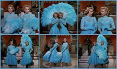 White Christmas: Rosemary Clooney and Vera-Ellen