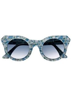 Images of floral fashion and decor - Sunglasses Thierry Lasry x Sretsis at Milk.jpg