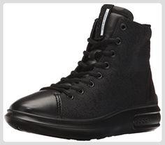 Soft 7, Sneakers Hautes Homme - Noir (BLACK01001), 42 EUEcco