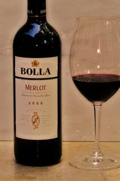 One of our favorite wine brands: Bolla , Great Wine