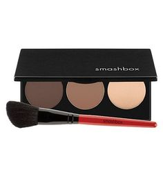 Smashbox Step by Step Contour Kit 10143711 140 Advantage card points. Smashbox Step-by-Step Contour Kit Light . Want more defined cheekbones or a more sculpted jawline? Cheat genetics with our new kit that includes a FREE specially designed co http://www.MightGet.com/april-2017-1/smashbox-step-by-step-contour-kit-10143711.asp