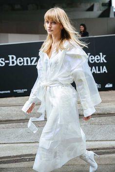 Street Style Australian Fashion Week 2017 Day 2 - Image 32
