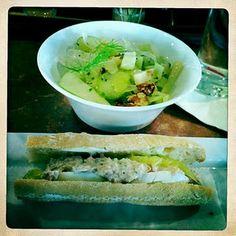 Apple Fennel Manchego Salad at Jaleo in Washington, DC