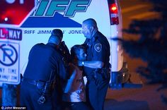 7 Photos that are Analogous to the American Police State | The Free Thought Project cop chokes handcuffed student 2014