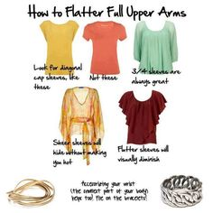 How to Flatter Full Upper Arms - Inside Out Style Fashion Beauty, Fashion Looks, Womens Fashion, Maya Fashion, Inside Out Style, Apple Body Shapes, Stitch Fix, Premier Designs, Fashion Advice