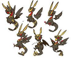 ラストピリオド公式 (@last_period) / Twitter Character Concept, Character Art, Concept Art, My Pokemon, Creature Design, Character Design Inspiration, Digimon, Cool Art, Beast