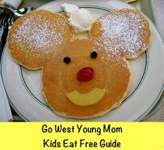 "This is a guide to ""Kids Eat Free"" promotions in Chicago's far western suburbs, including Geneva, Aurora, St. Charles, Batavia, Wheaton and Naperville."