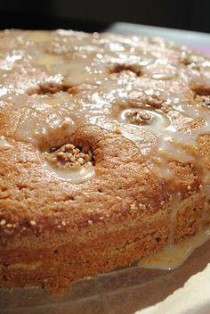 Küchenzaubereien: Giotto-Kuchen