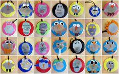 Heijastimia, tokaluokkalaisten askartelu liikenneturvaviikolla 2014 Diy For Kids, Crafts For Kids, Science And Nature, Felt, Holiday Decor, Crochet, Google, 2nd Grade Class, Crafts For Toddlers