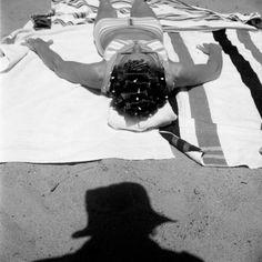 Vivian Maier - Self Shadow