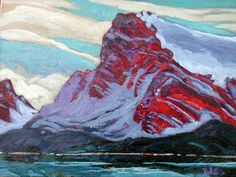 Crowfoot glacier Domink J. Modlinski