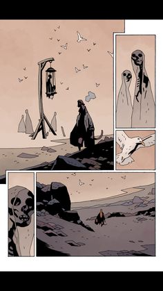 Mike Mignola: Hellboy In Hell
