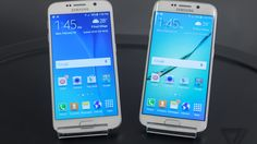 The Galaxy S6 hits U.S. carriers on 4/10, and you can pre-order starting tomorrow
