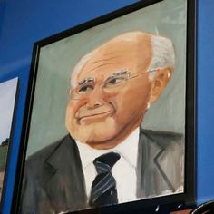 George W Bush unveils portraits of world leaders