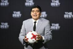 Berita Bola: Diego Maradona Diperiksa Polisi Madrid