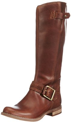 Amazon.com: Timberland Women's Savin Hill Tall Boot, Dark Brown - bought these. Love them.