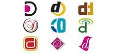 Letter Logo Design Set Free Resource
