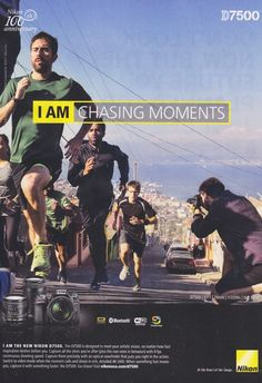 Nikon - I Am Chasing Moment