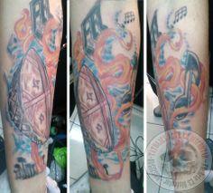 MAPUCHE Tatuajes Arte es Disfrutar Chile. Metro Quinta Normal. Facebook Arte es Disfrutar