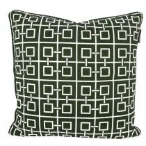 Scandinavian cushions to brighten your home. At Hus & Hem we believe you can never have too many cushions! With our striking and playful designs you can create a world of pattern. Shanghai, Scandinavian Cushions, Stockholm, Throw Pillows, Green, Pattern, Design, Decor, Black