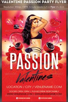 valentines day club events dc