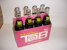TAB, is a diet soft drink produced by the Coca-Cola Company. It was first introduced in 1963 and was popular throughout the 1960s and 1970s. Many of us can remember how really DIET it tasted!!