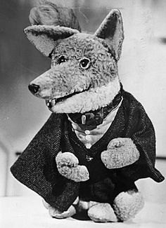 Basil Brush, one of the greats...boom boom!