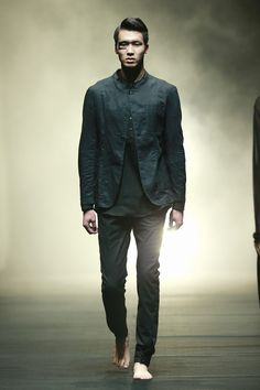 NOEND Spring/Summer 2016 - Mercedes-Benz Fashion Week China | Male Fashion Trends