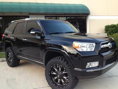 2013 toyota 4runner lifted 6