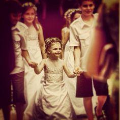 A moment ftom  the wedding ceremony by KM Events #ceremony #weddngs #weddingceremony #weddinginspirations #weddingideas #kmevents