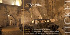 Naples - Tunnel Borbonico Ticket