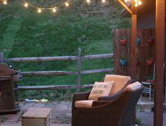 DIY Simple Vertical Herb Garden with Ace Blogger @primitiveproper