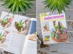 Urban Jungle Bloggers Book Review, Modern Terrarium Studio by Megan George