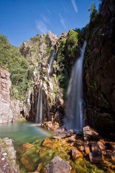Cachoeira da Parida - Serra da Canastra, Minas Gerais - (by Fabio Rage)