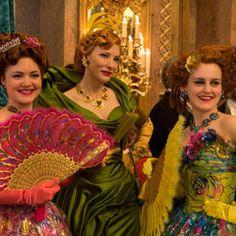 Cinderella Pink Dress, Cinderella 2015, Richard Madden, Lily James, Cate Blanchett, Pretty Dresses, Fairy Tales, Rainbow, Painting