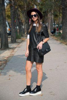 Blogger Zina Charkoplia