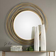Rustic Wall Mirrors, Unique Mirrors, Contemporary Wall Mirrors, Cool Mirrors, Round Wall Mirror, Mirror Set, Diy Mirror, Round Mirrors, Modern Mirrors