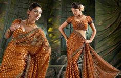 Find out which type of designer saree you should wear to make your look beautiful, sexy and gorgeous. Party Wear For Women, Indian Bridal Sarees, Women's Fashion Leggings, You Look Beautiful, Bollywood Saree, Fashion Tips For Women, Womens Fashion, Saree Collection, Ethnic Fashion
