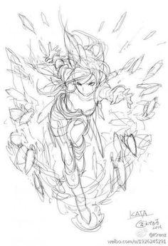 ideas drawing poses female manga for 2019 - illustrations Drawing Base, Manga Drawing, Figure Drawing, Drawing Sketches, Art Drawings, Drawing Ideas, Anatomy Drawing, Desenhos League Of Legends, Manga Posen