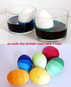 Genijalne ideje za Uskršnja jaja