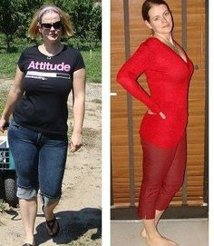 Let's congratulate Gabby- she lost 40 pounds and 35 inches on the Amino Diet!