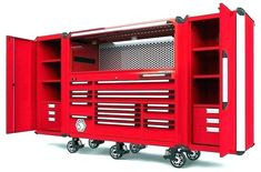 Roll Tool Cart Accessories Blue Point Boxes Box Extreme Around Rolling Automotive Storage 3 Drawer Harbor Freight Roll Around Tool Box, Tool Roll, Tool Organization, Tool Storage, Locker Storage, Harbor Freight Tool Box, Tool Box Accessories, Rolling Tool Box, Monster Box