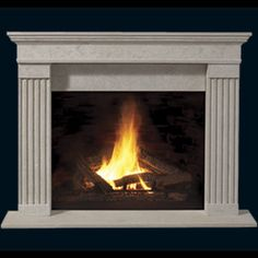 Cast Stone Fireplace Mantels at Mantels Direct. Your source for stone fireplace mantels, cast stone mantels, stone fireplace mantels, cast stone fireplaces and stone fireplaces Fireplace Mantel Kits, Fireplace Mantel Surrounds, Stone Fireplace Mantel, Rustic Mantel, Fireplace Tool Set, Fireplace Shelves, Wood Mantels, Rock Fireplaces, Fireplace Design
