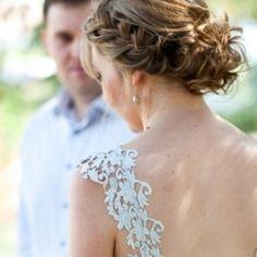 Grey Lace Wedding Dress - Real Weddings,grey wedding dress,Woodland wedding inspiration,Photography Ideas,Wedding Photography