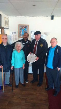 February Team of the Month Award - Brimsdown FC
