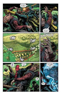 Batman Red Hood, Three Jokers, Batgirl, Nightwing, Comic Page, Detective Comics, Comic Book Artists, Cool Names, Superman