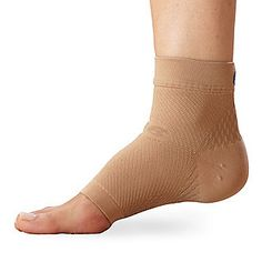 FS6 Compression Foot Sleeve, Each :: Arch Supports :: Shop now with FootSmart